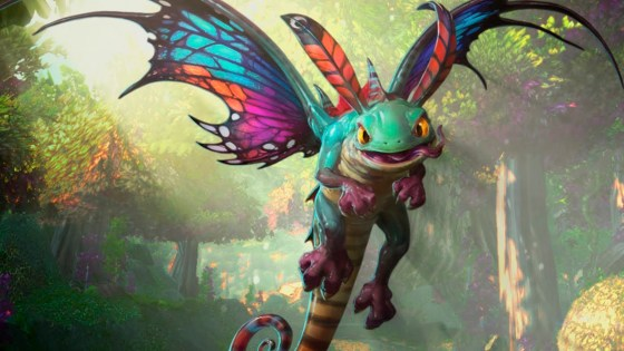 Hearthstone: New Classic Legendary, Brightwing revealed