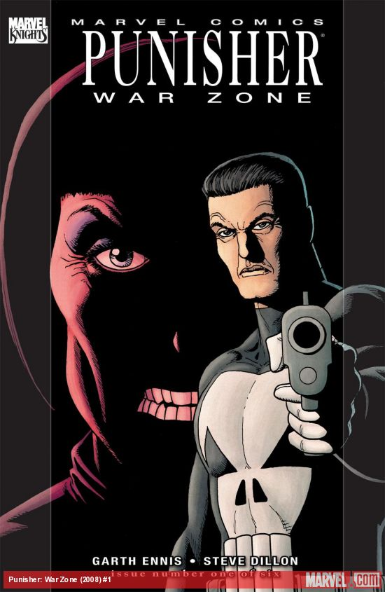 Marvel Knights Punisher by Garth Ennis: The Complete Collection Vol. 3 Review