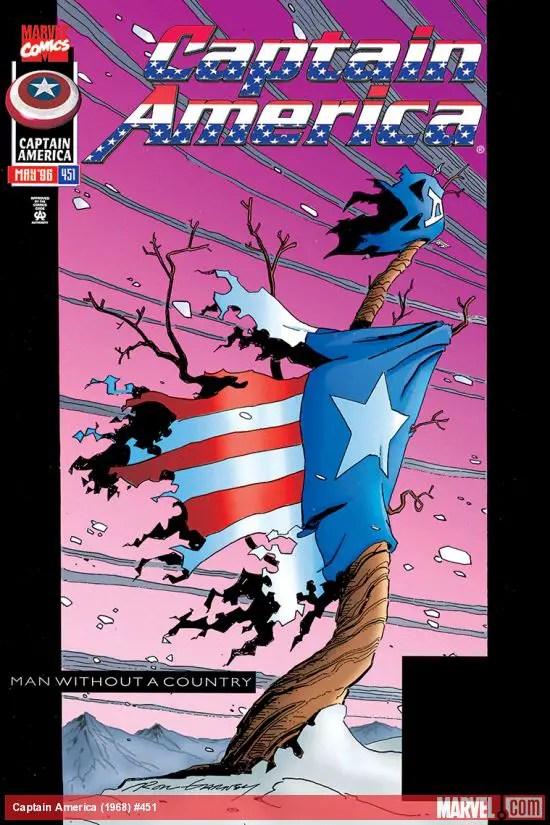 Captain America: Evolutions of a Living Legend Review