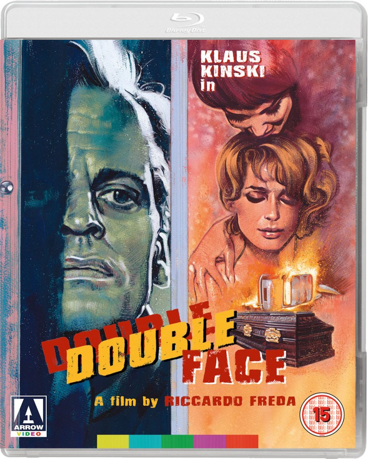 Double Face (1969) Review: An odd mix that refuses to stand out