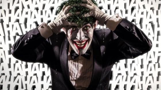 Batman: The Joker cosplay by Anthony Misiano