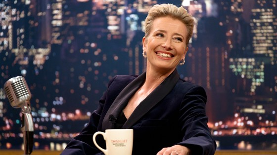 Mindy Kaling and Emma Thompson form an unlikely union to save an ailing talk show from ruin in Kaling's imperfect debut feature.