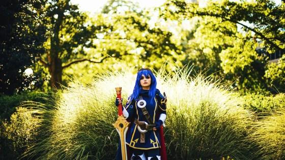 Fire Emblem: Lucina cosplay by Honeyrabbiit