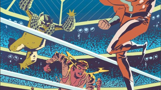 Steel Cage #1 Review