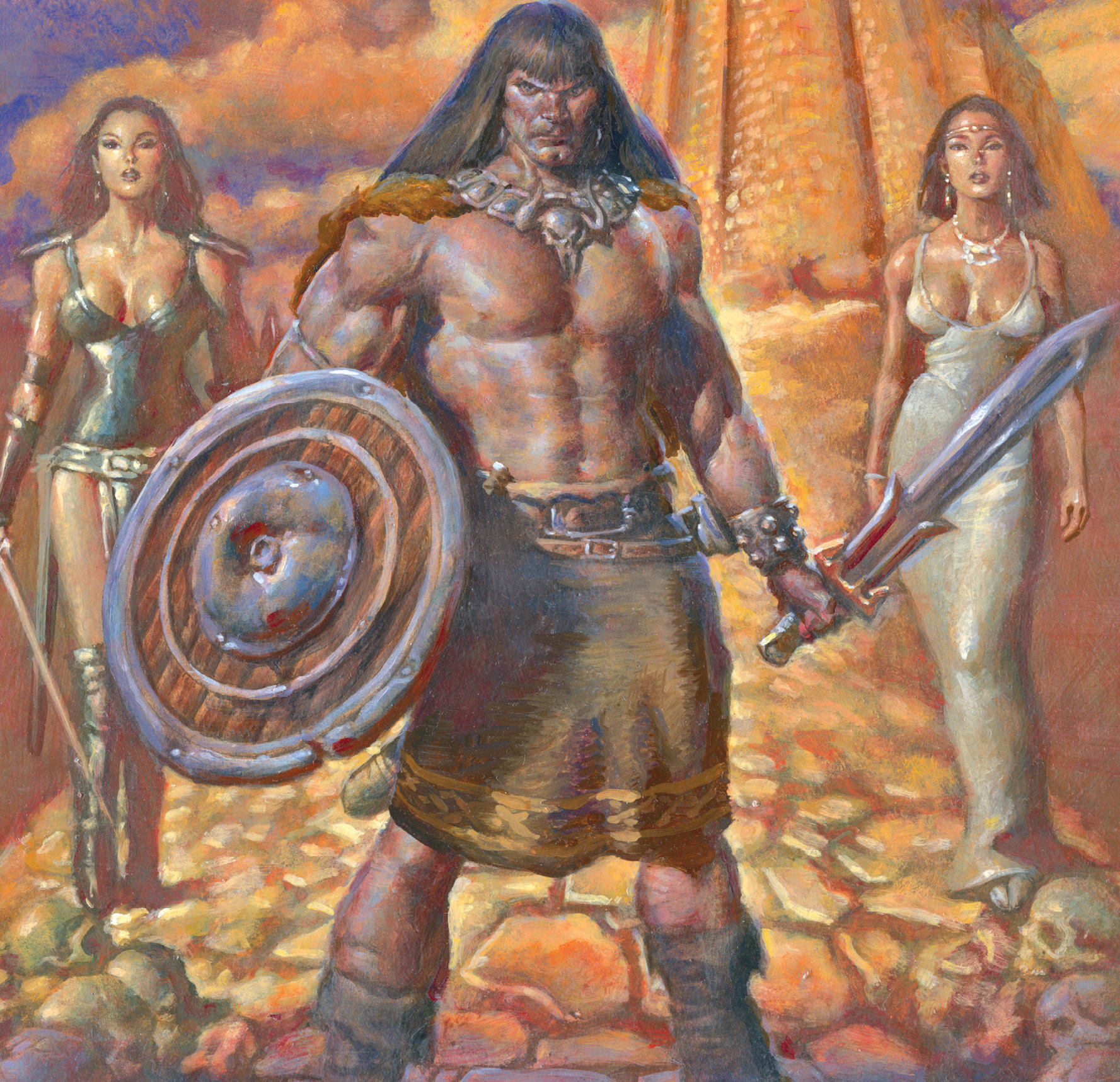 'Conan: The Jewels of Gwahlur and Other Stories' review