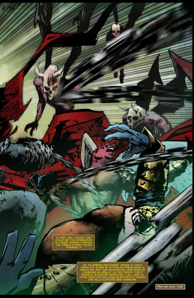 Spawn #299 Review