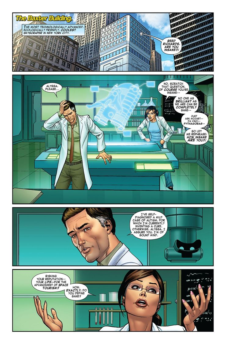 'Fantastic Four: Fantastic Origins' TPB review