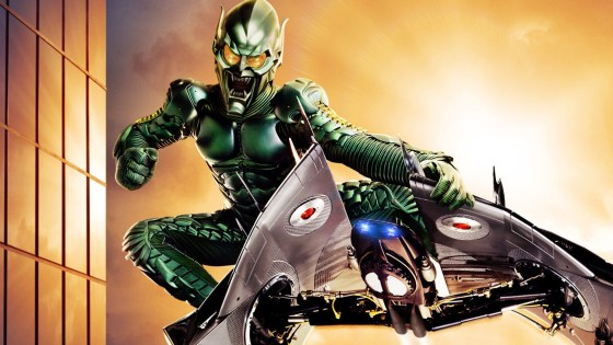 Dafoe's Green Goblin is a masterclass in super villainy