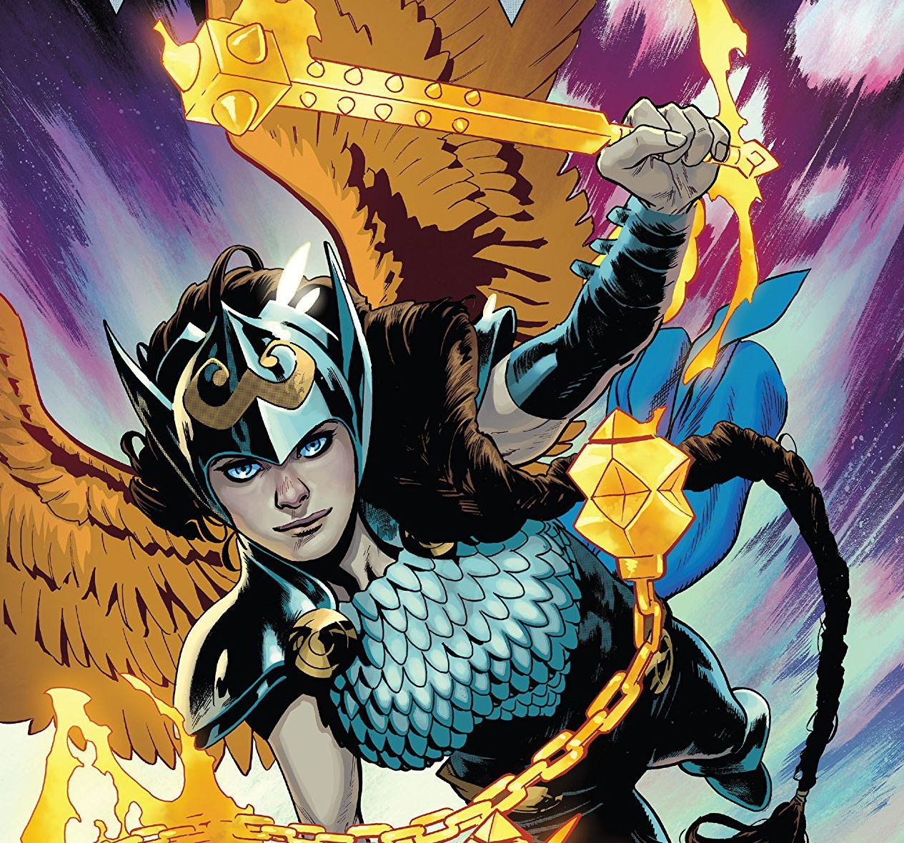 Valkyrie #1 review