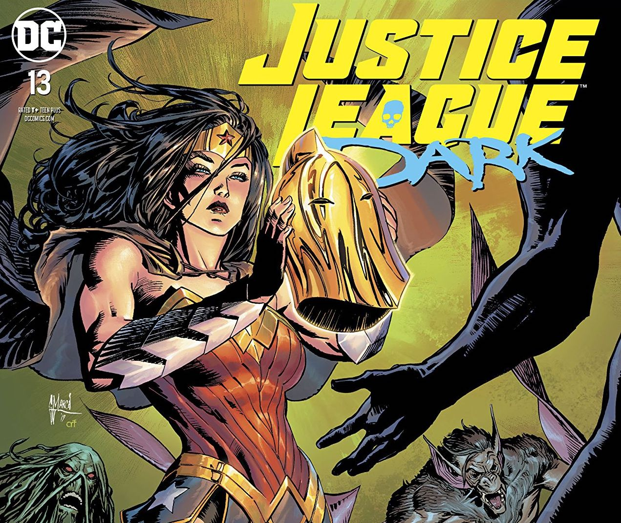 Justice League Dark #13 Review