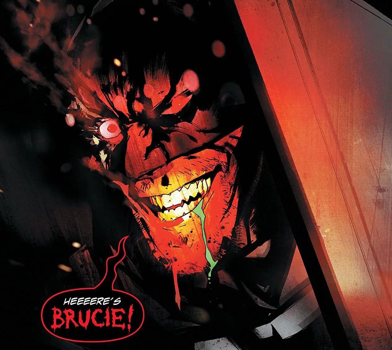 The Batman Who Laughs #7 review