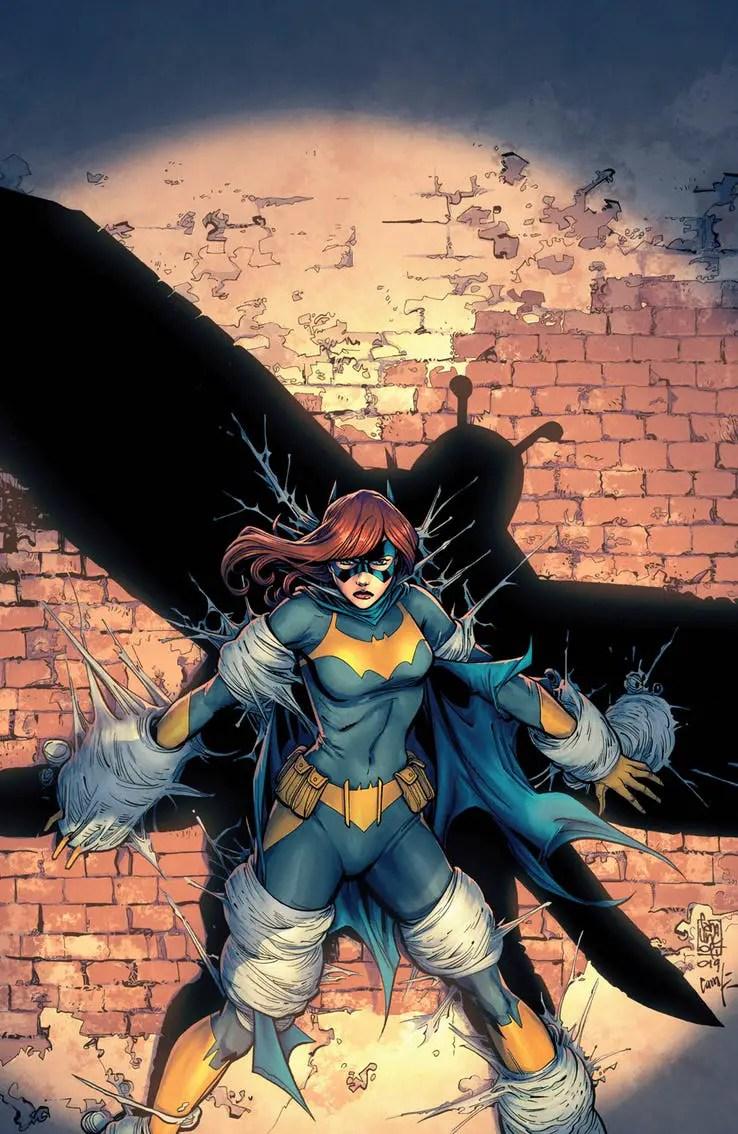 Batgirl #37 Review