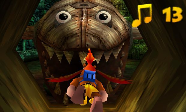 "My Gaming White Whale: How I finally beat ""Banjo-Kazooie"""