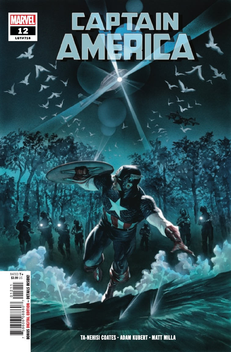 Captain America by Ta-Nehisi Coates Vol. 2: Captain of Nothing Review