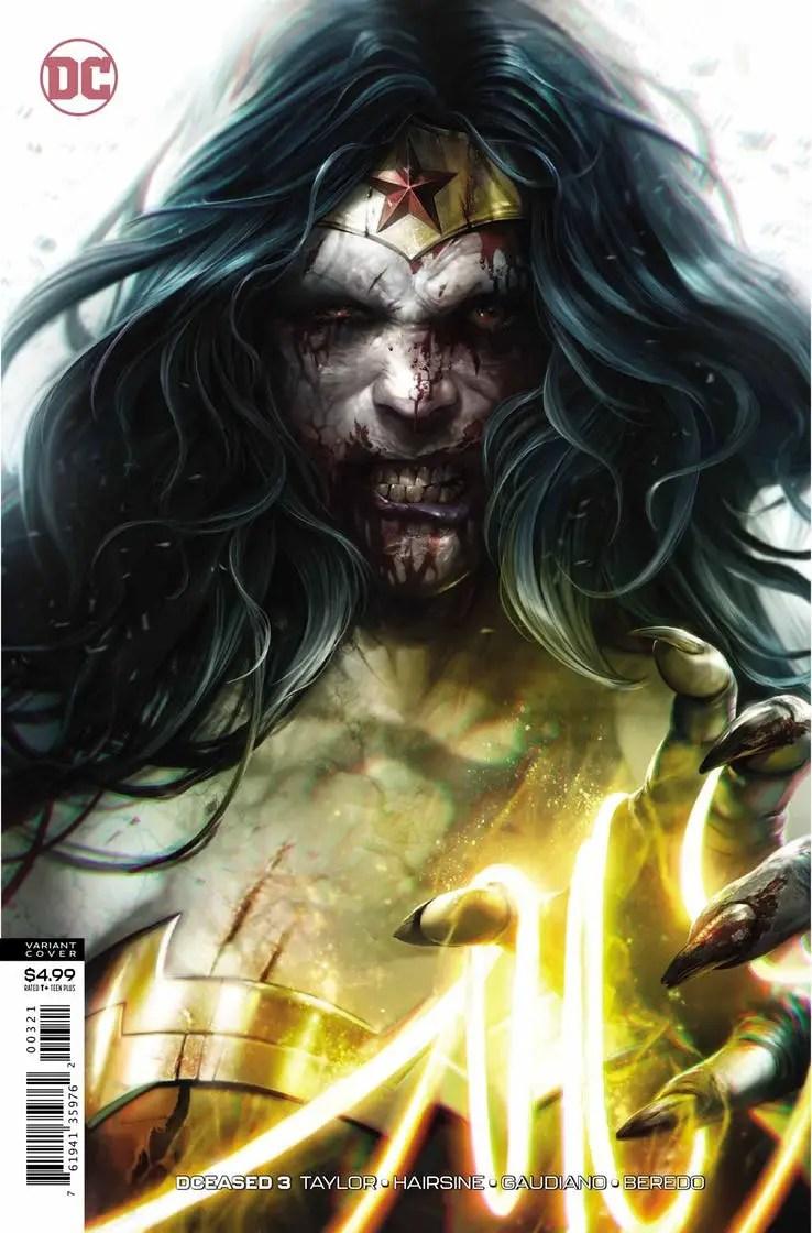 DCeased #3 review