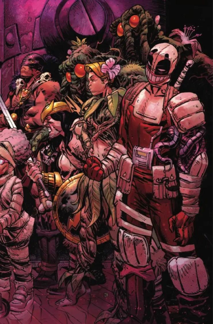 Marvel Preview: Deadpool #15
