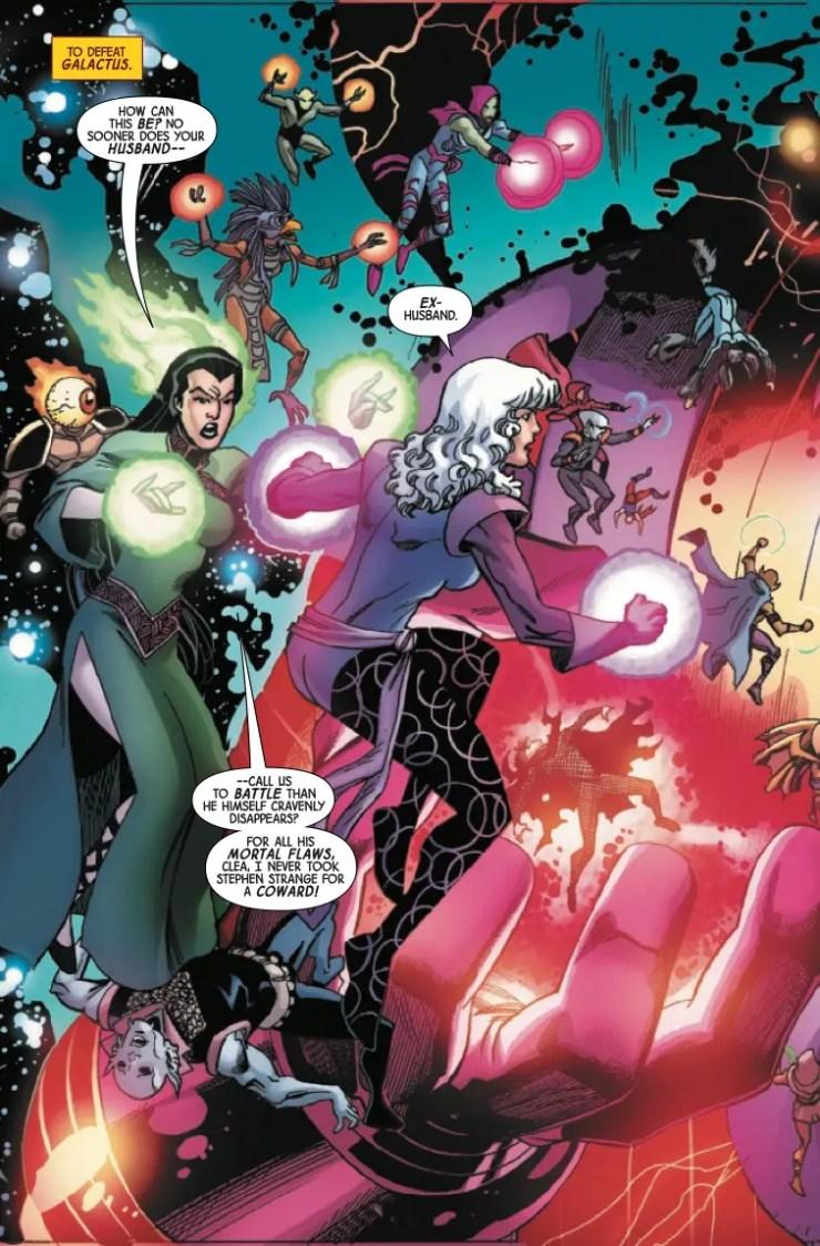 Marvel Preview: Doctor Strange #16
