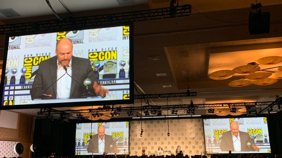 Tom King wins best writer Eisner award