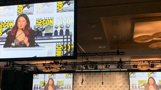 Jen Bartel wins best cover artist Eisner award