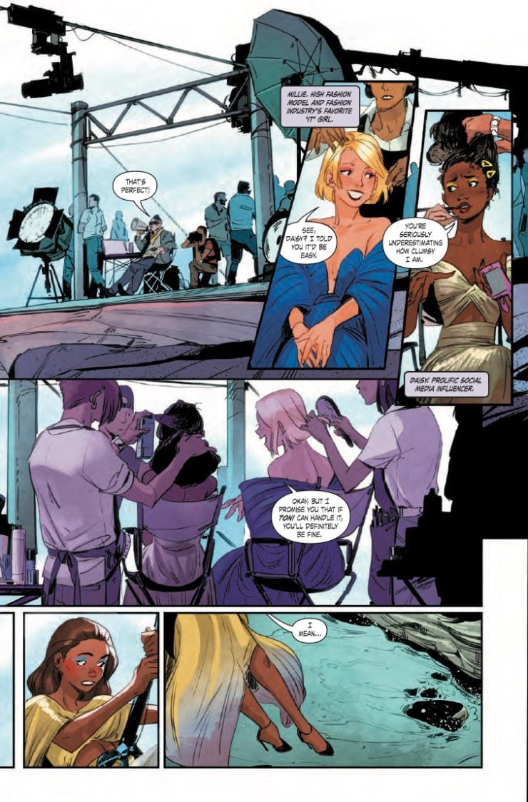 Marvel Preview: Fearless #1