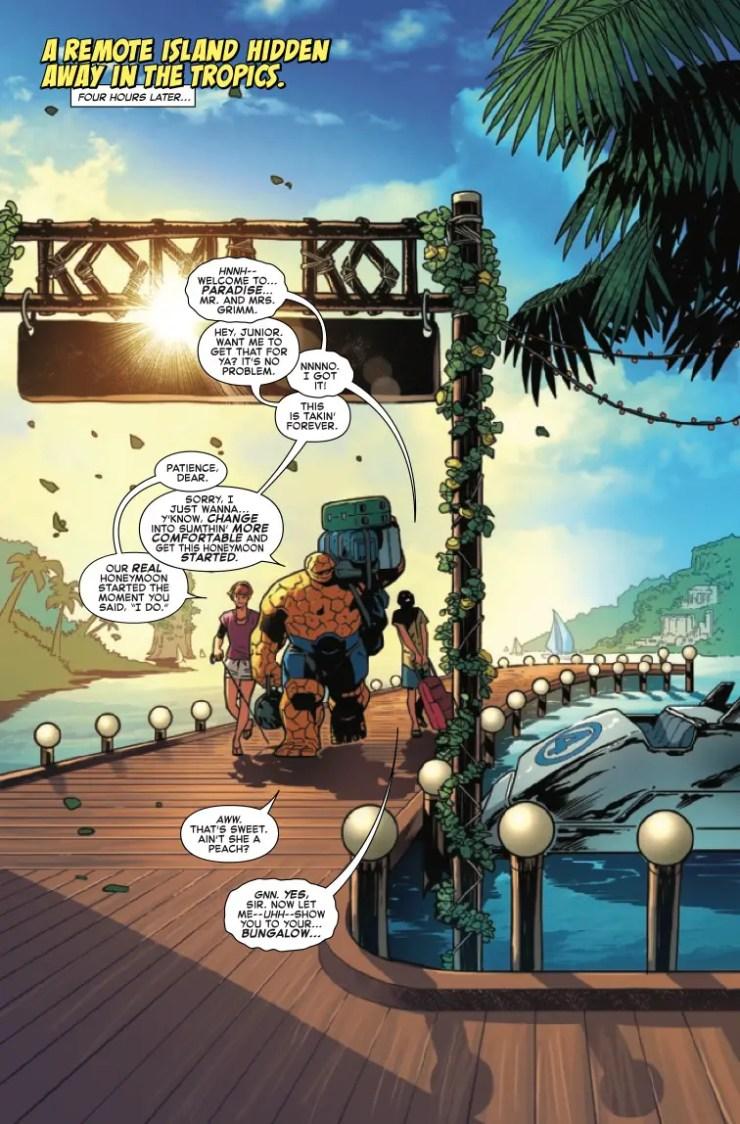Marvel Preview: Fantastic Four #12