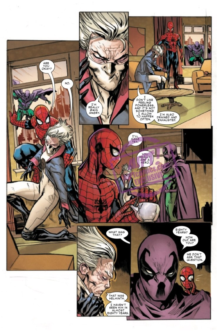 EXCLUSIVE Marvel Preview: Friendly Neighborhood Spider-Man #9