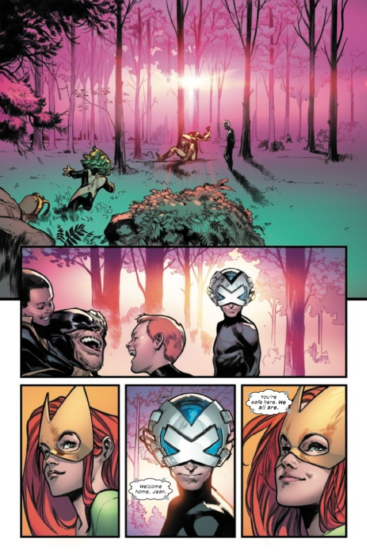 Marvel Preview: House of X #1 (Director's Cut)
