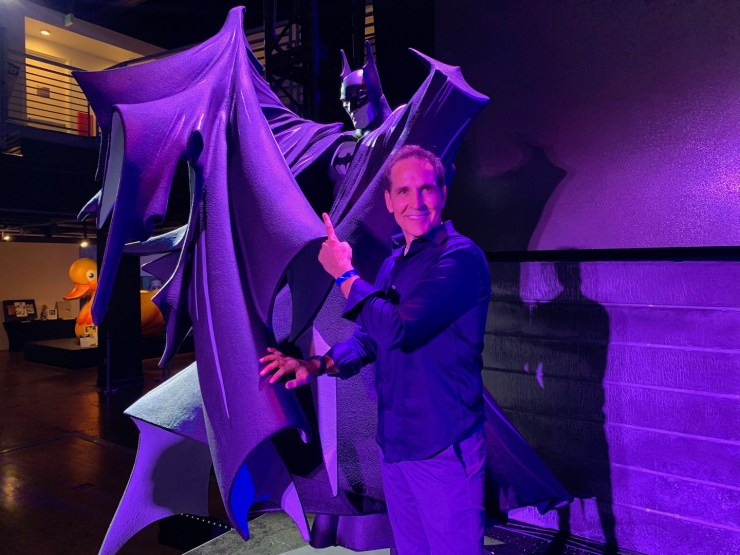 SDCC 2019: Todd McFarlane talks his Batman statue design and more at Comic-Con Museum event