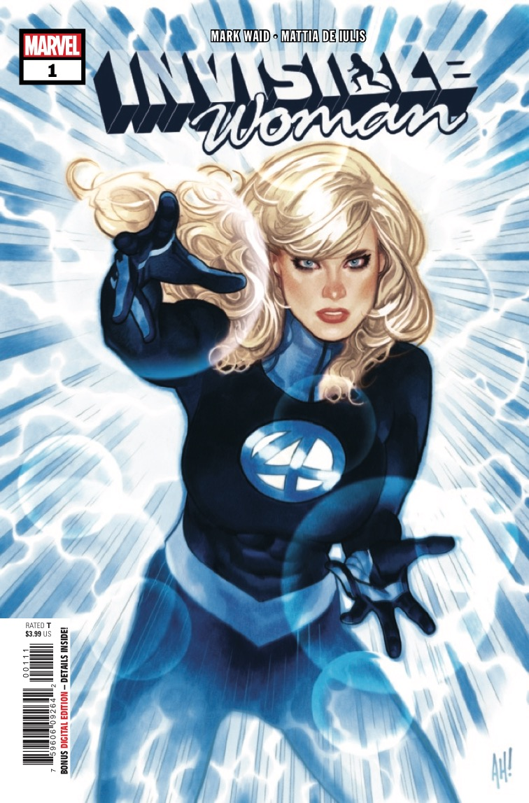 Invisible Woman #1 Review