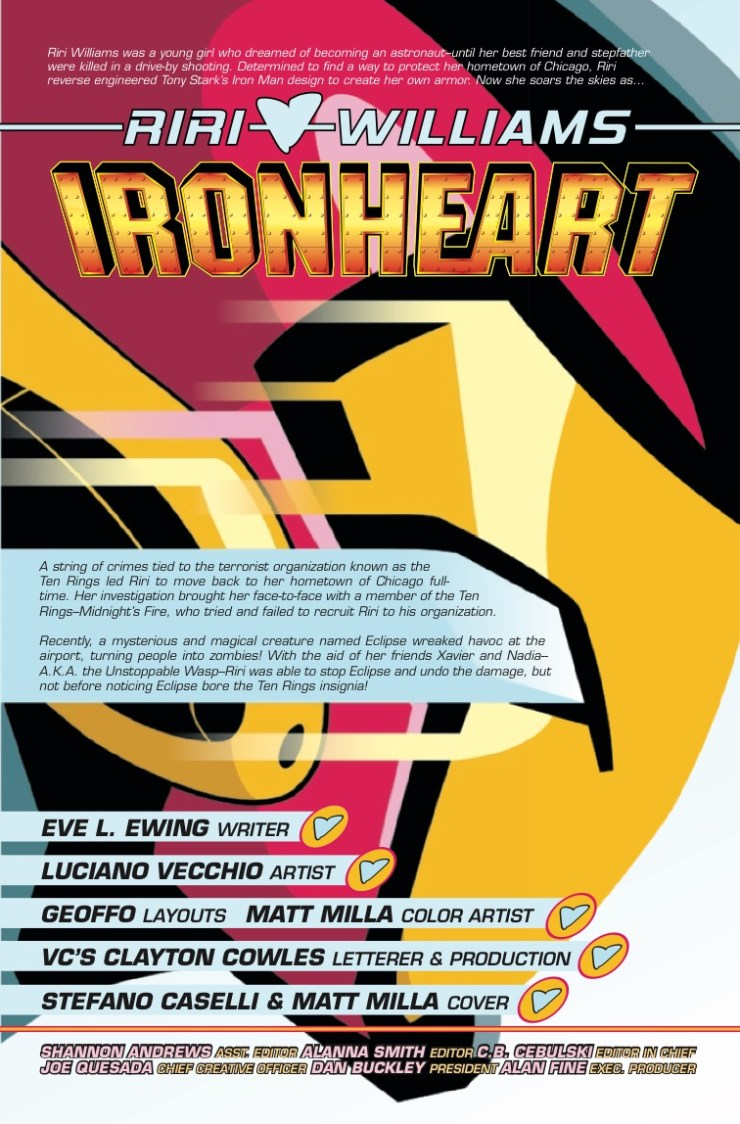 Marvel Preview: Ironheart #8