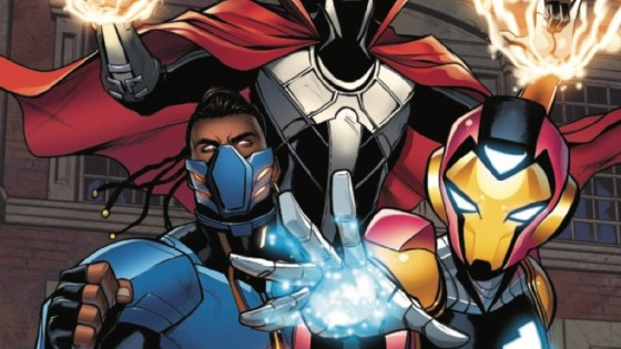 Ironheart creeps closer to understanding the powerful people who have been wreaking magical havoc around her.