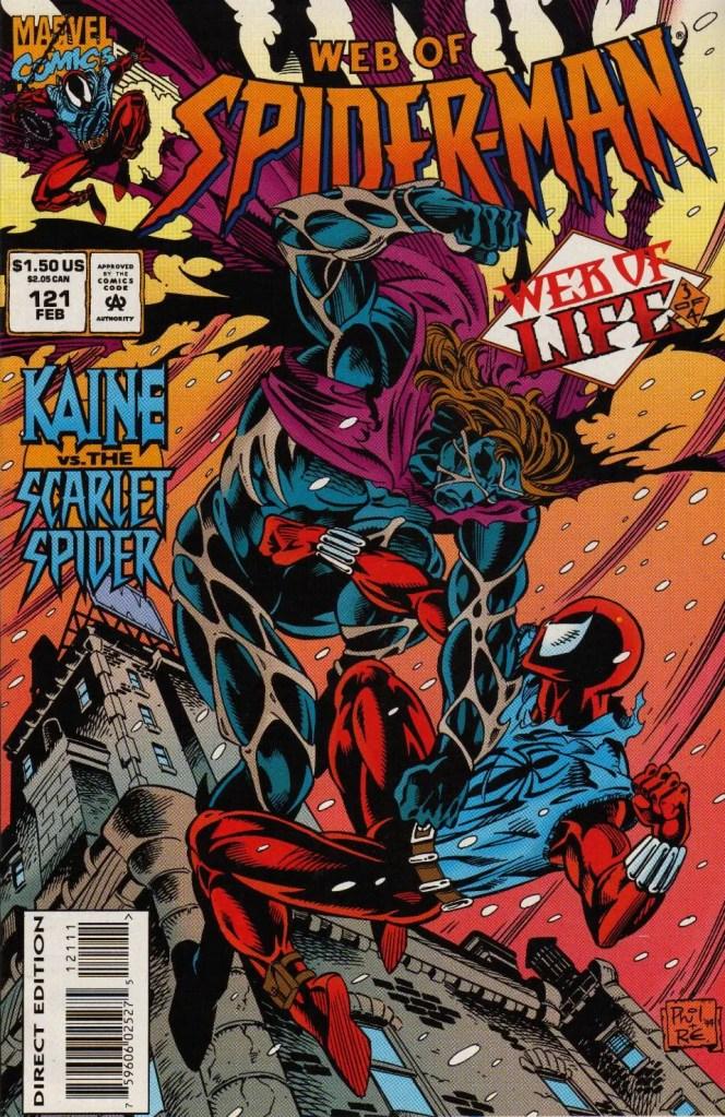 Scarlet Spider fever