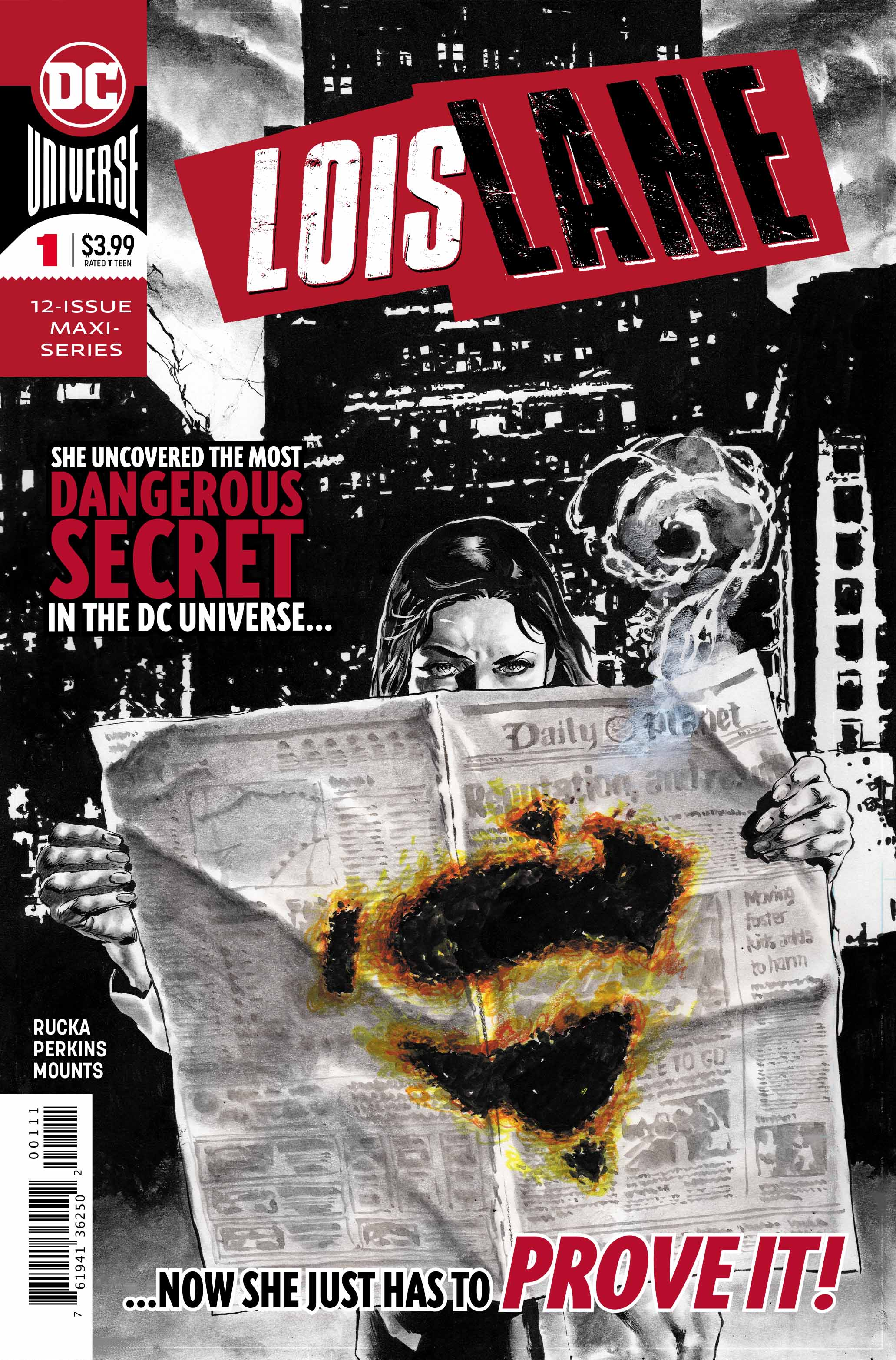 Lois Lane #1 review: the real world