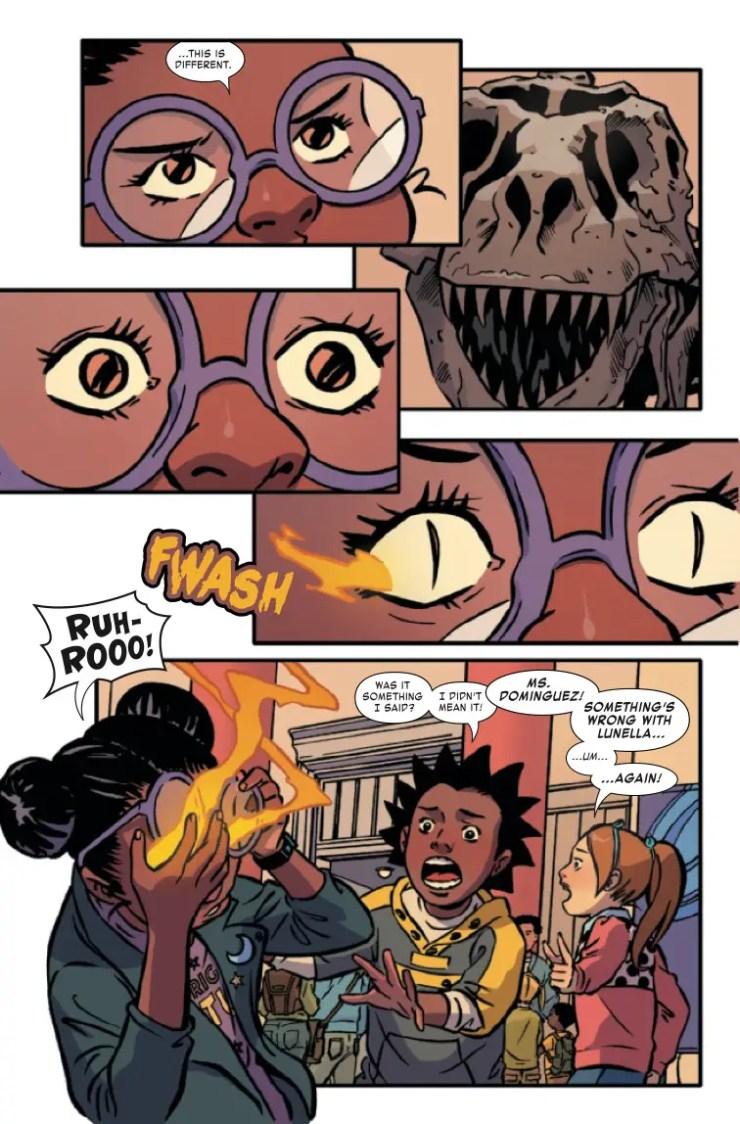 Marvel Preview: Moon Girl and Devil Dinosaur #45