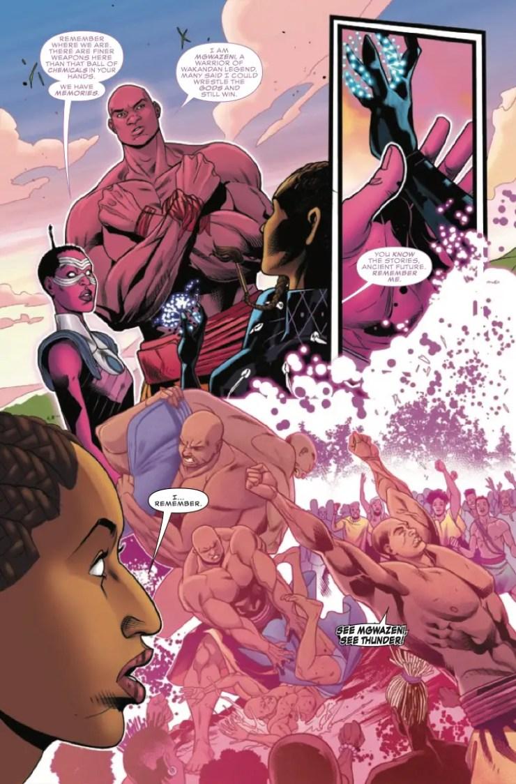 Marvel Preview: Shuri #10