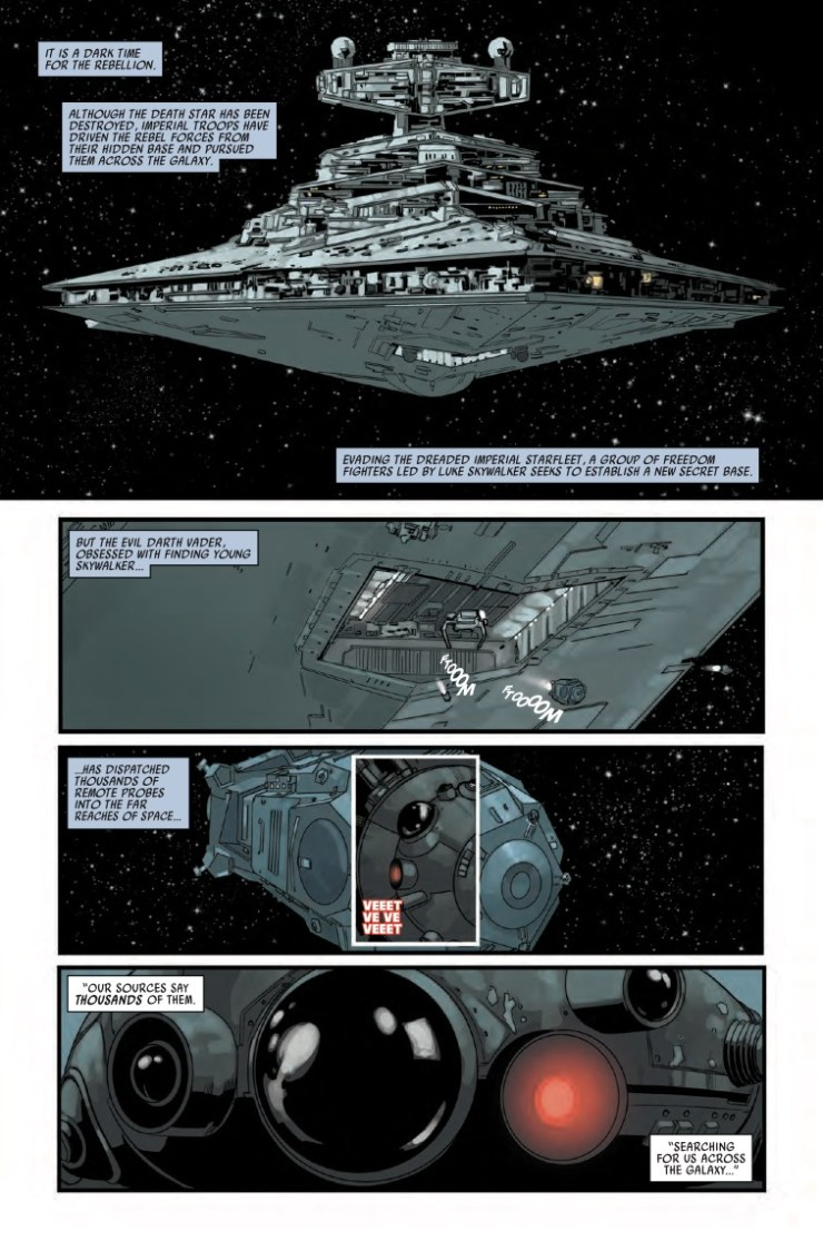 Marvel Preview: Star Wars #68