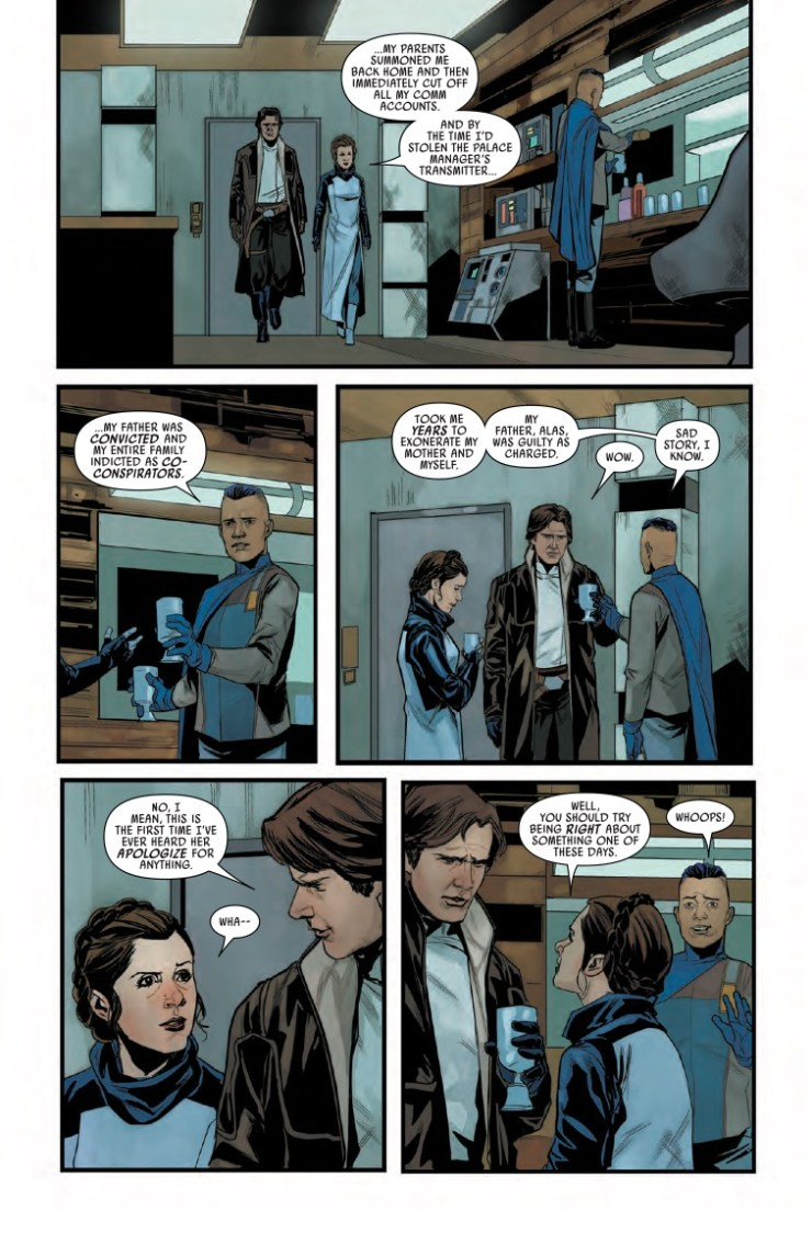Marvel Preview: Star Wars #69