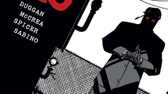 Image announces 'Dead Eyes,' Gerry Duggan and John McCrea's retitled series