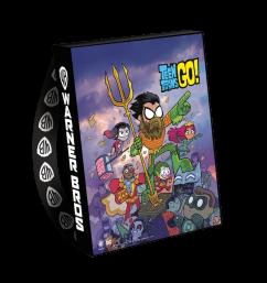 Teen Titans GO! SDCC 2019 Bag-min