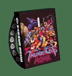 ThunderCats Roar SDCC 2019 Bag-min