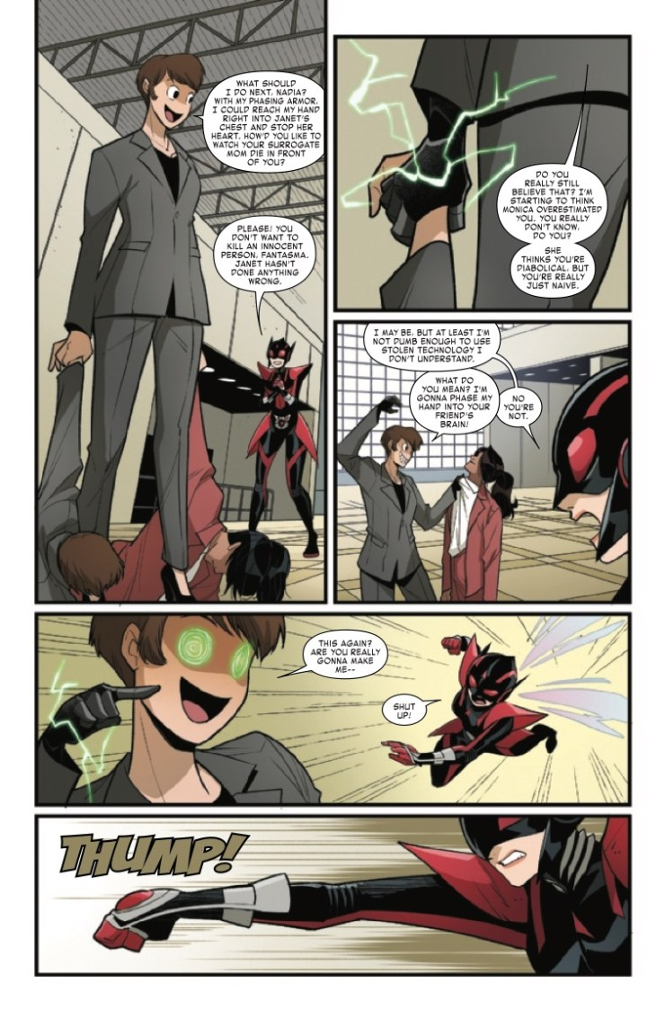Marvel Preview: The Unstoppable Wasp #10
