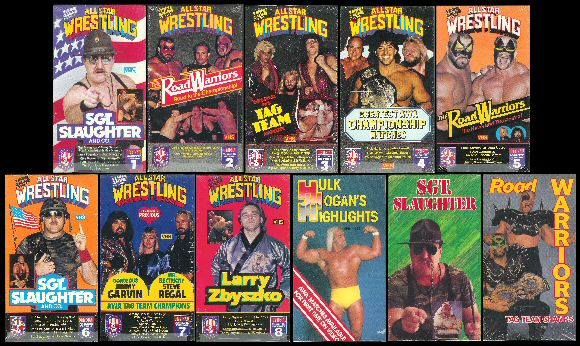 A Mark's Eye View: Inside the wrestling tape trading underground