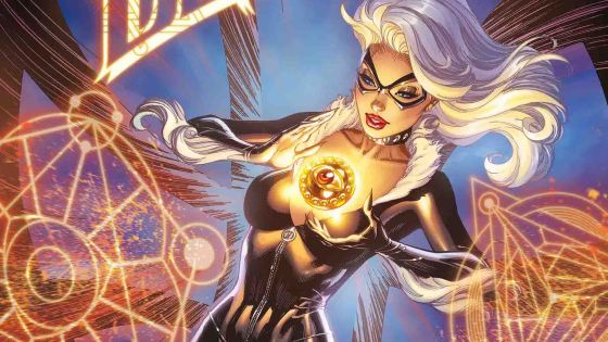 Plus an exclusive early look at Black Cat #3!