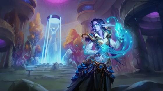 Hearthstone: Saviors of Uldum: Elise the Enlightened, new Druid Legendary minion revealed