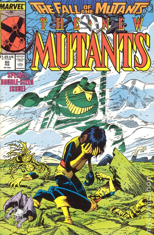 3 Reasons Why: You should check out 'X-Men Milestones: Fall of the Mutants'