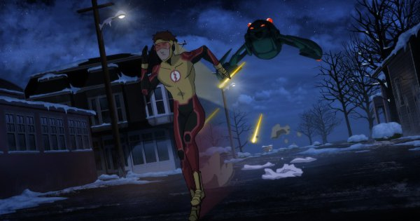 "Young Justice: Outsiders Episode 17: ""First Impression"" Review"