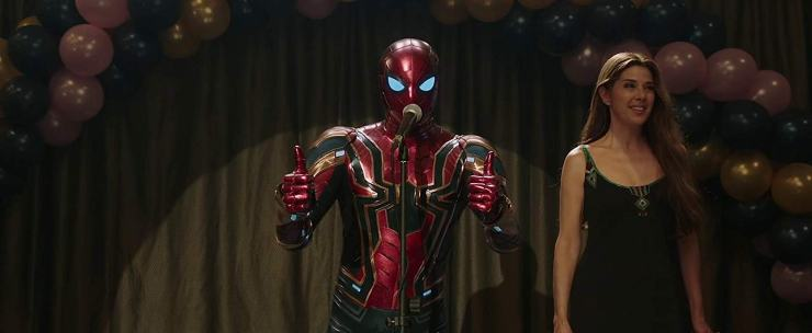 'Spider-Man: Far From Home' -- psychologically far from actualized