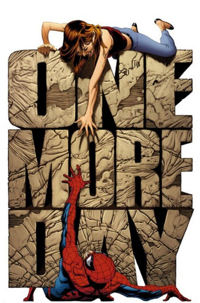 The most controversial Spider-Man story of all time deserves a second, more romantically inclined, look