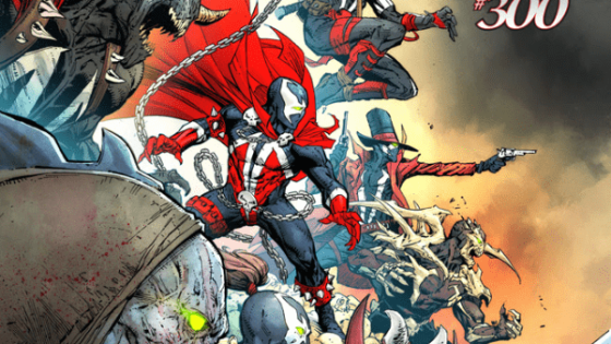 Image Comics reveals Jerome Opena's Spawn #300 cover
