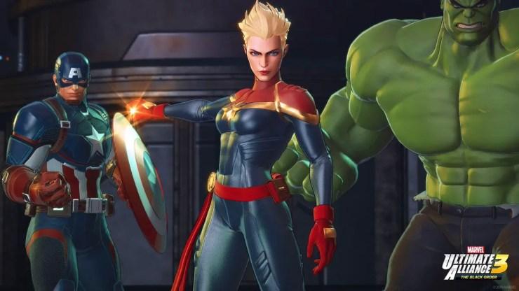 A comprehensive list of all the Team Bonuses in 'Marvel Ultimate Alliance 3: The Black Order'